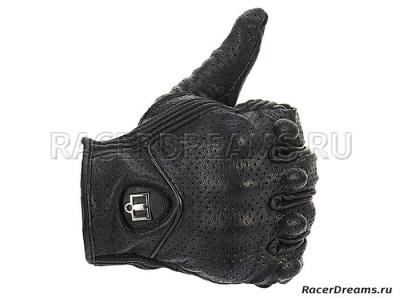 Icon Pursuit перфорированные мотоперчатки