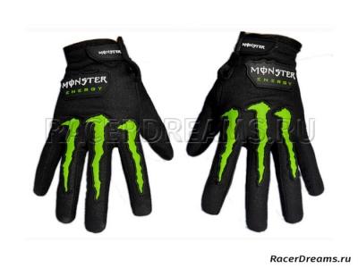 ProBiker Monster Energy мотоперчатки