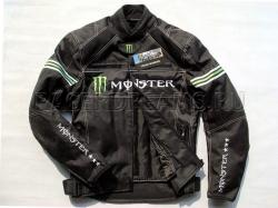 Monster Energy NJ-121 текстильная мотокуртка