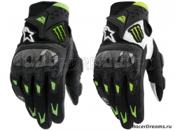Alpinestars M10 Air Carbon мотоперчатки