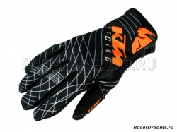 Thor KTM Racing мотоперчатки